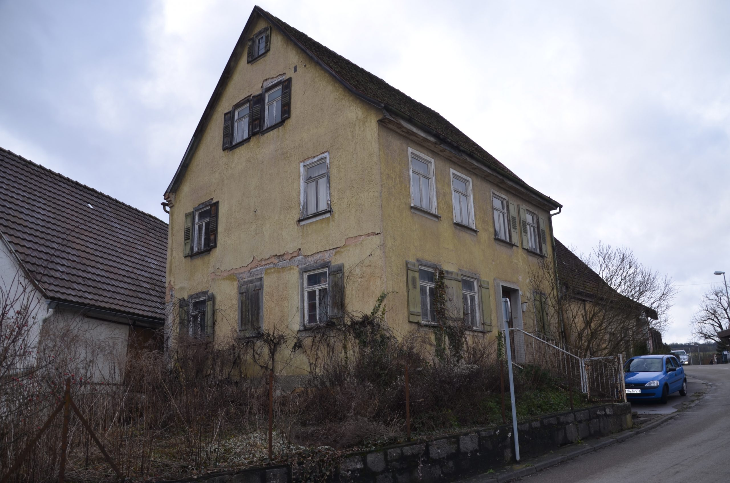 Denkmalschutz, Baudenkmale + sonstige besonders erhaltenswerte Bausubstanz