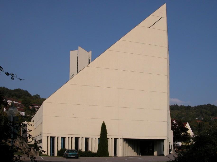 Katholisches Gemeindezentrum in Künzelsau