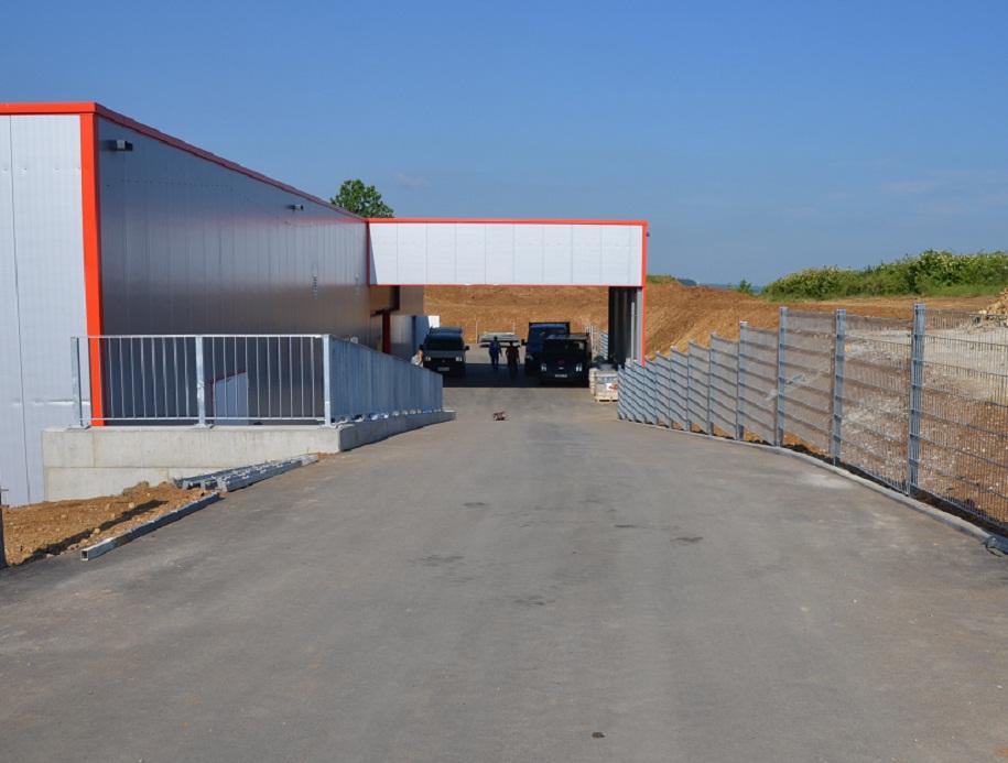 Erweiterung Wendt GmbH in Niederstetten