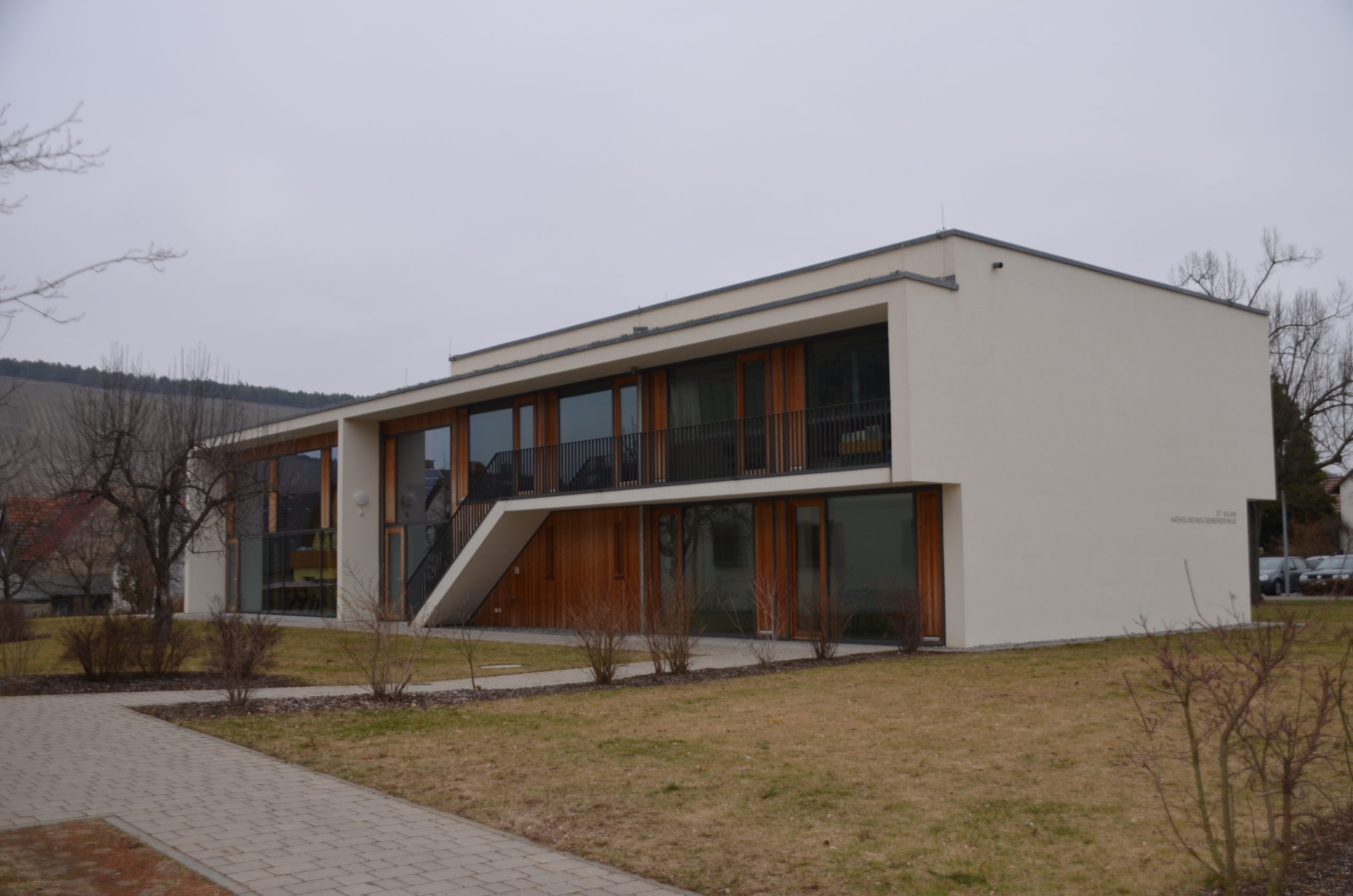 Katholisches Gemeindehaus in Bad Mergentheim-Markelsheim