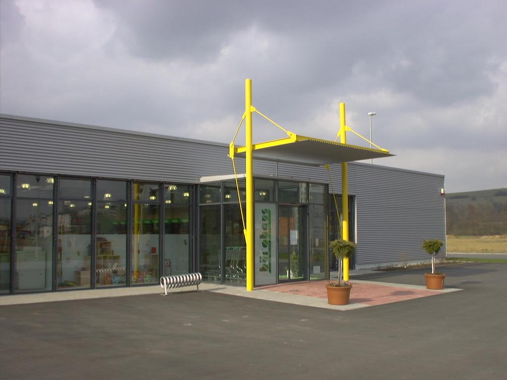 Neubau Gewerbeobjekt Bad Mergentheim