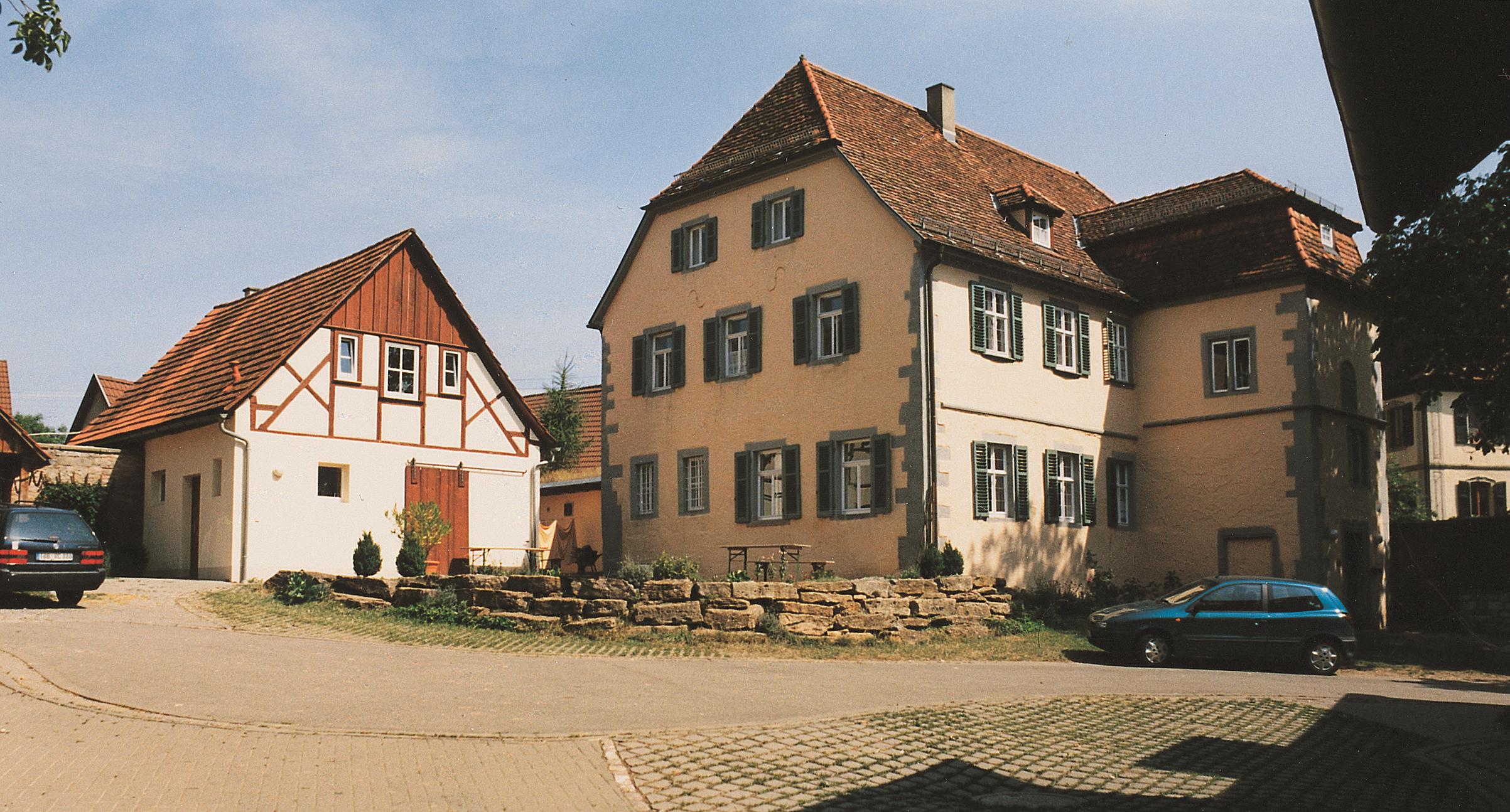 Jagdschlösschen (Schulbauernhof)
